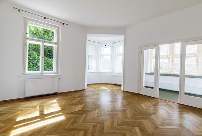 Просторная квартира в Праге