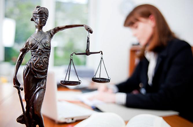Работа адвоката
