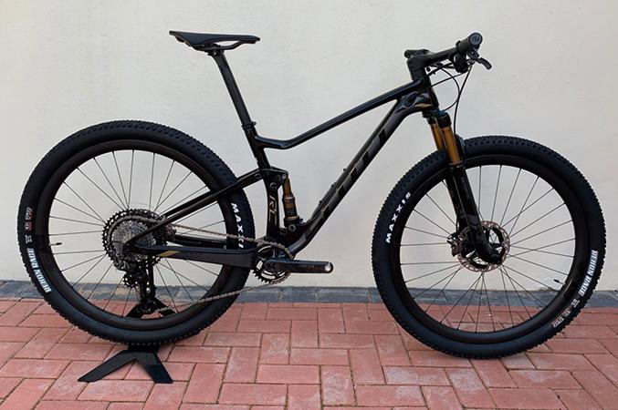 Scott Spark RC 900 SL 2019