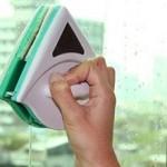 Сколько стоит магнитная щетка для мытья окон