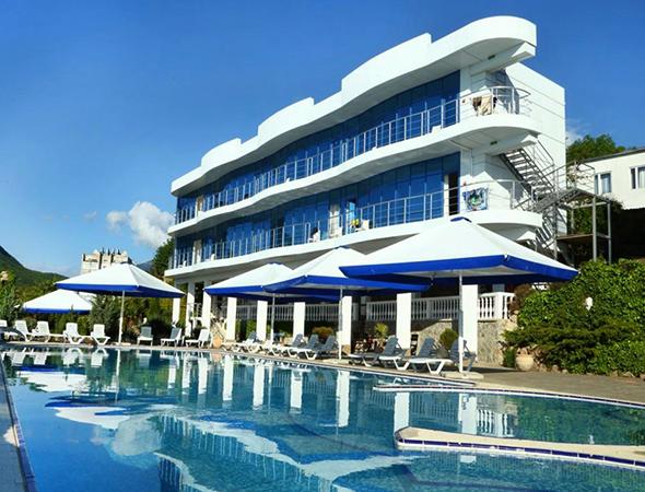 Современный отель