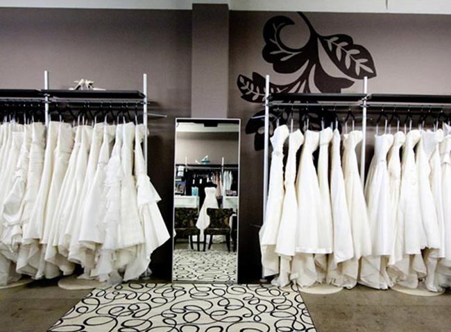 Современный свадебный салон