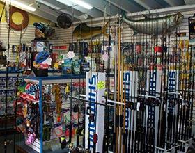 Во сколько в среднем обойдется открыть рыболовный магазин с нуля