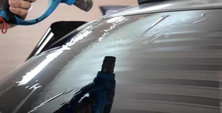 Тонированное заднее стекло
