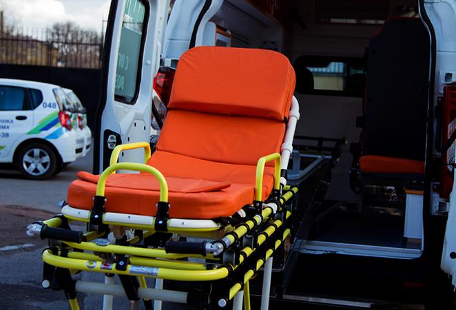 Транспорт для перевозки лежачего больного