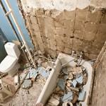 Во сколько обойдется демонтаж ванной комнаты