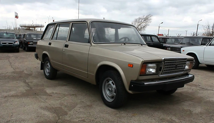 Б/у ВАЗ-2104