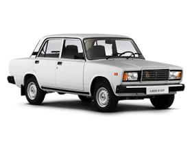 Сколько стоит автомобиль ВАЗ 2107