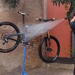 Сколько стоит помыть велосипед на автомойке?