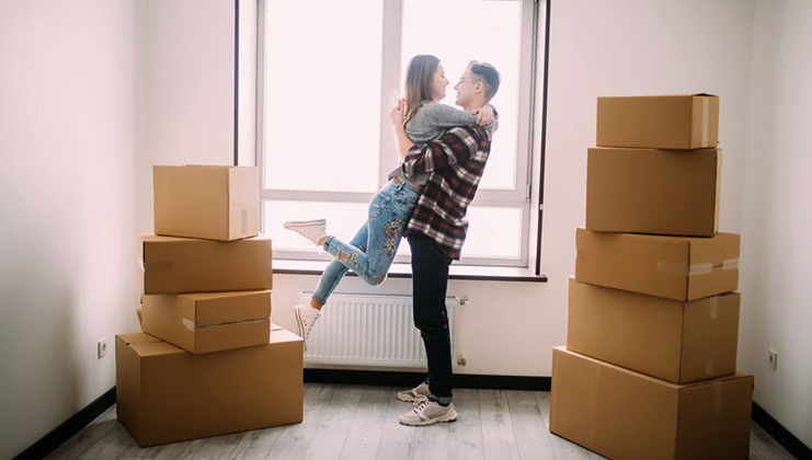 Заселение в квартиру