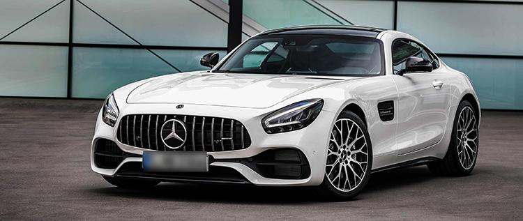 Новый Mercedes-AMG