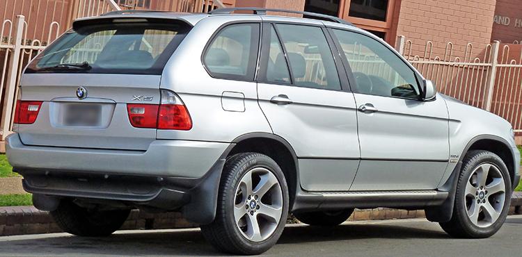 Б/у BMW X5