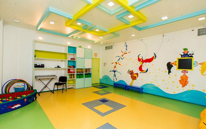 Как выглядит частный детский сад