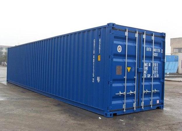 Новый морской контейнер