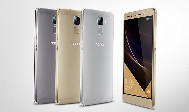 Смартфоны Honor 7