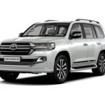 Сколько стоит внедорожник Toyota Land Cruiser 200