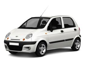 Daewoo Matiz — сколько стоит автомобиль?