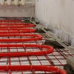 Сколько стоит монтаж теплого водяного пола?