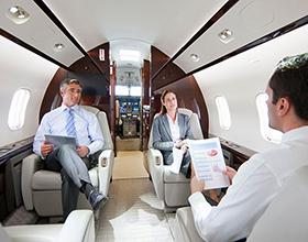 Сколько стоит аренда частного самолета?