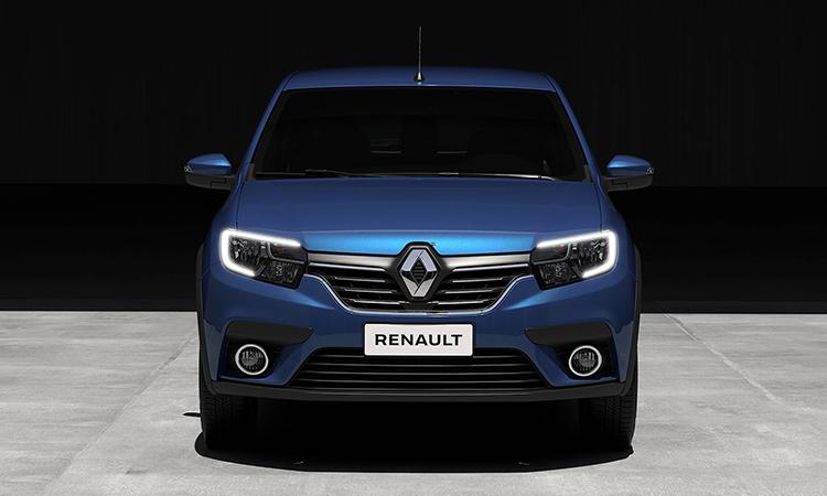 Автомобиль Renault Sandero