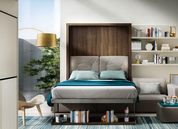 Кровать трансформер в доме