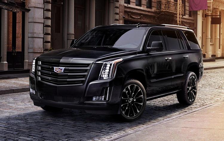 Автомобиль Cadillac Escalade