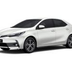 Сколько стоит автомобиль Toyota Corolla
