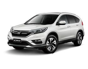 Сколько стоит новый Honda CR-V
