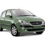 Сколько стоит автомобиль Hyundai Getz?