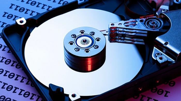 Работа с жестким диском