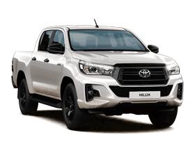 Сколько стоит пикап Toyota Hilux?