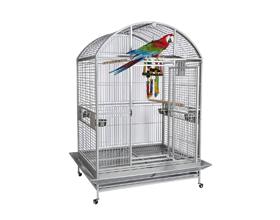 Сколько в среднем стоит клетка для попугая