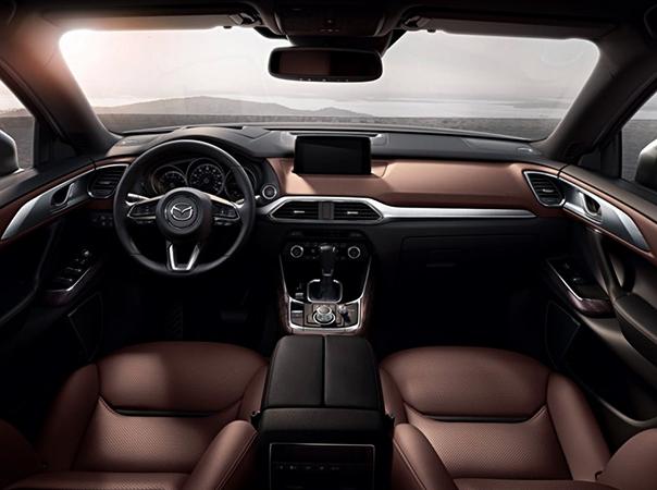 Салон Mazda CX-9