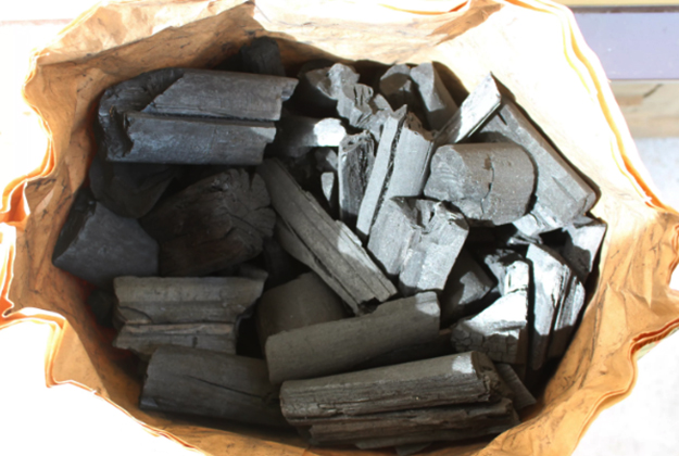 Упаковка угля