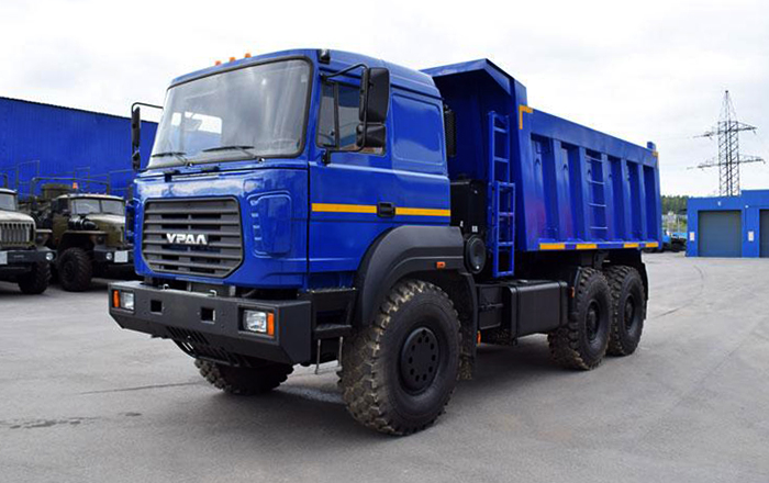 Урал-6370К