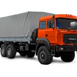 Сколько в среднем стоит грузовик Урал
