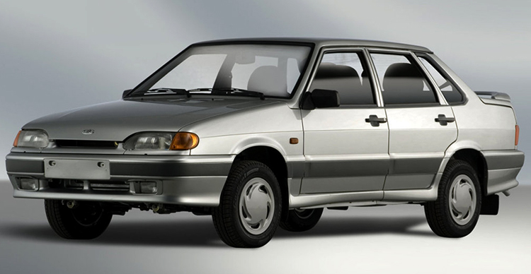 Новый ВАЗ 2115