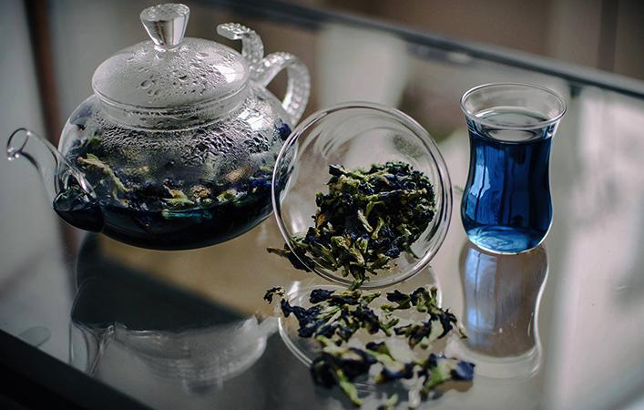Вид чая Чанг-Шу