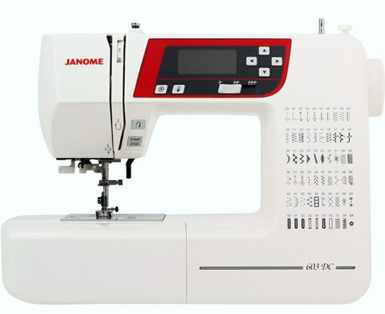 Janome DC 603