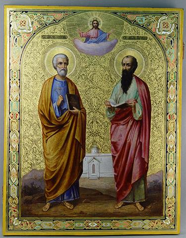 «Апостолы Пётр и Павел»