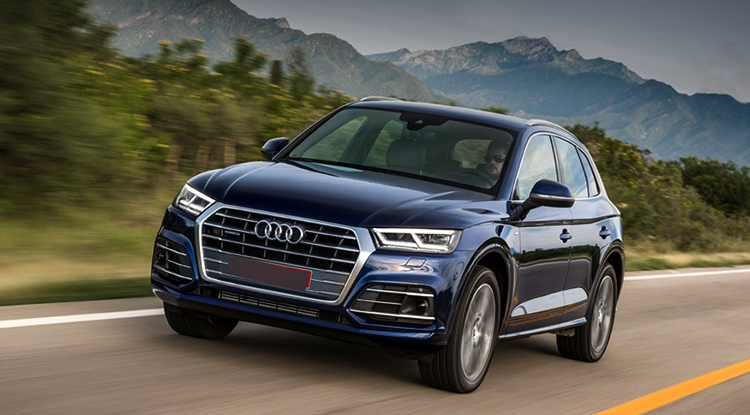 Новая Audi Q5