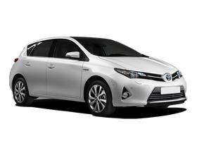 Сколько стоит автомобиль Toyota Auris?