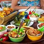 Сколько в среднем стоит еда на Бали