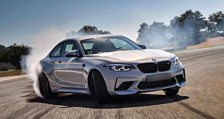 Новый BMW M2