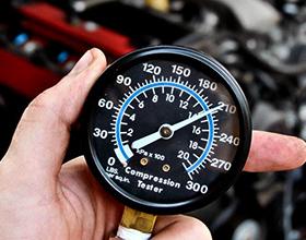 Сколько стоит замерить компрессию в двигателе?