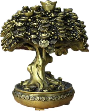 Сувенир денежное дерево