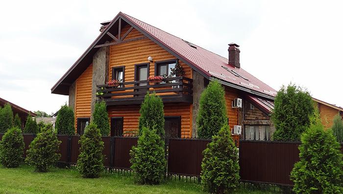 Современный дом в Подмосковье