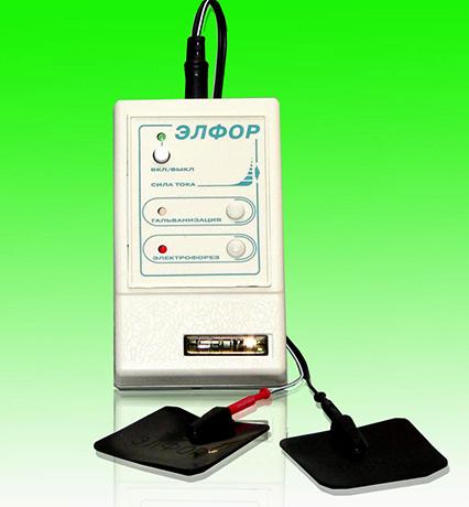 Простой аппарат для электрофореза