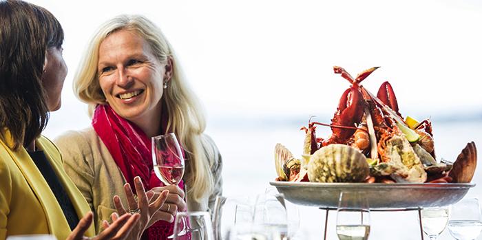 Еда в Норвегии