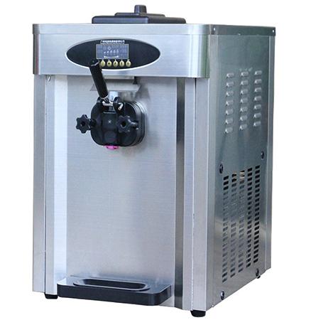 Современный аппарат для мороженого